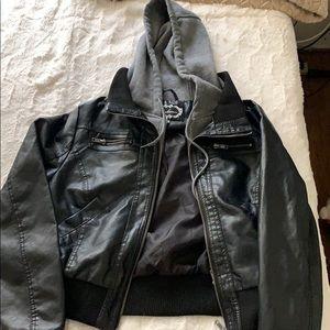 Ambiance leather jacket